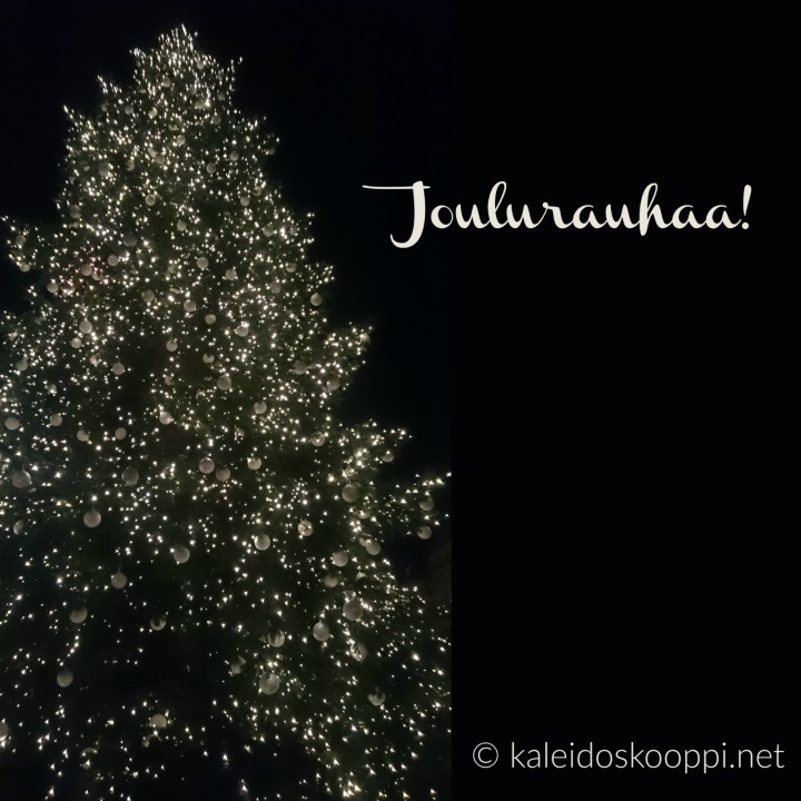 joulurauha