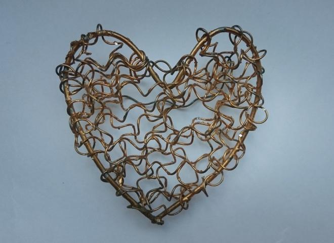 kultainen sydän