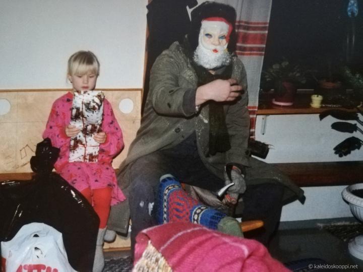 lapsuuden joulu